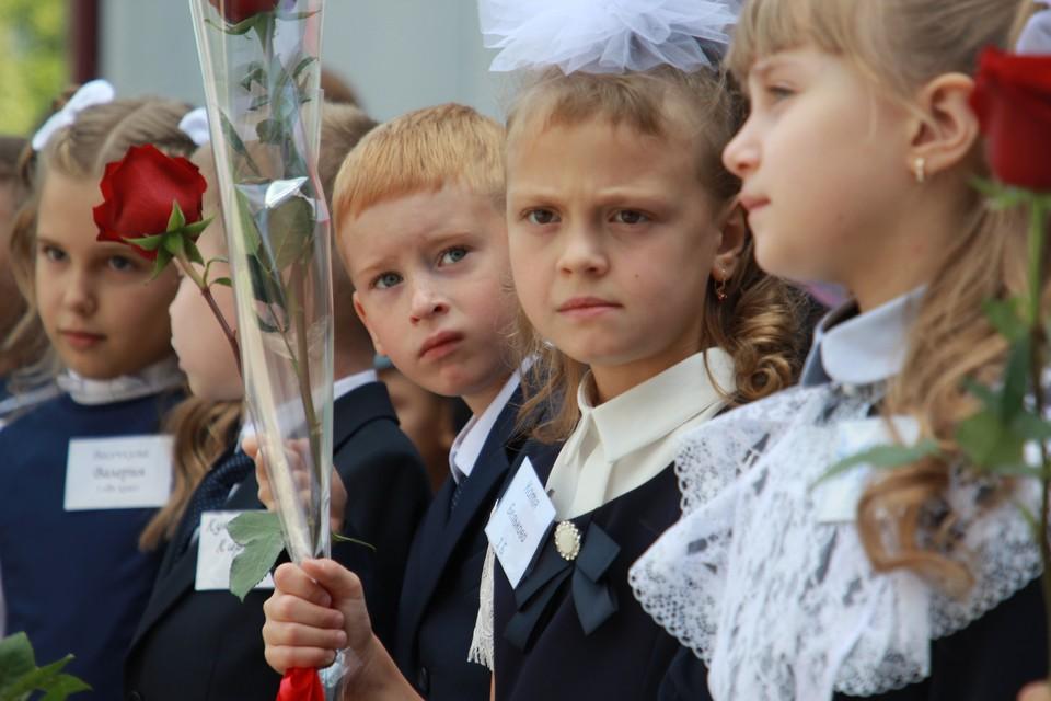 16 первых классов набрала петербургская школа-рекордсмен