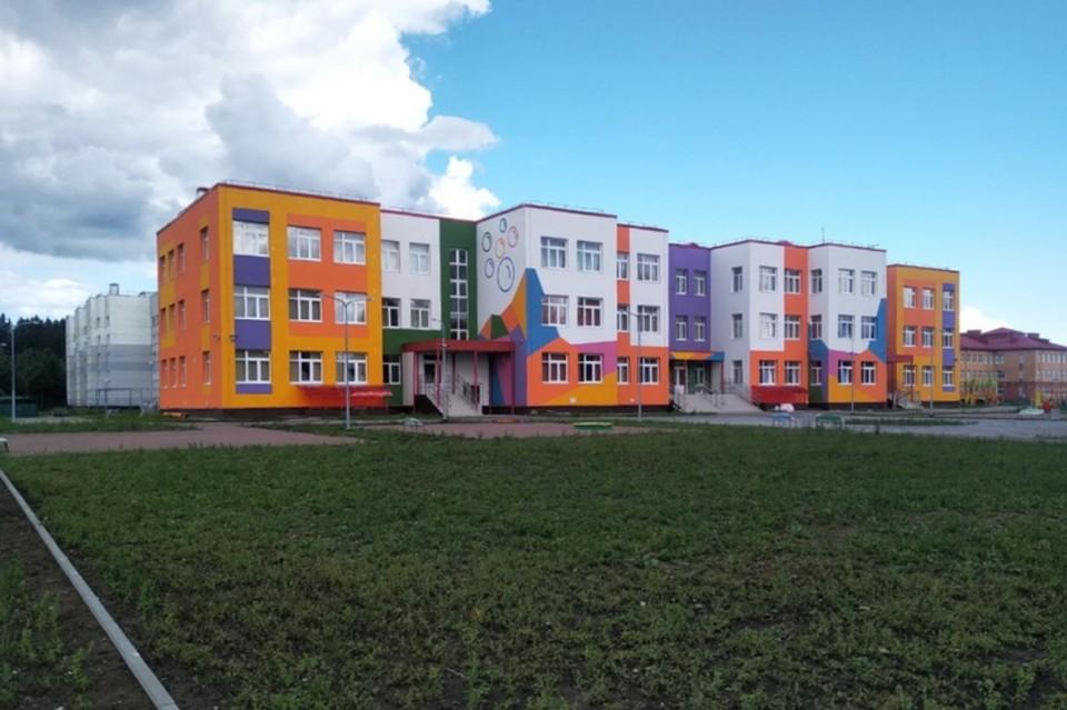 В портовом поселке Усть-Луга появился второй детский садик. Фото: правительство Ленобласти