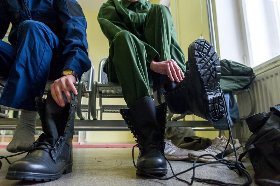В Выборге возбудили уголовное дело в отношении 26-летнего уклониста от армии.