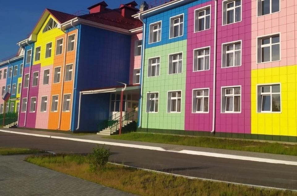 В Когалыме открылся новый детский сад Фото: Администрация Когалыма