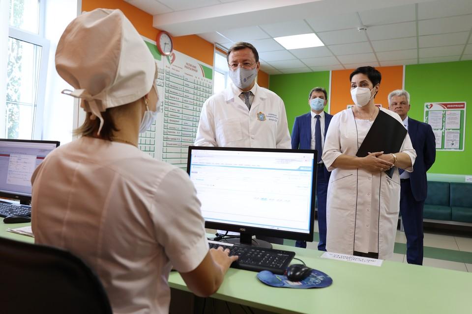 Новая поликлиника открылась в этом году