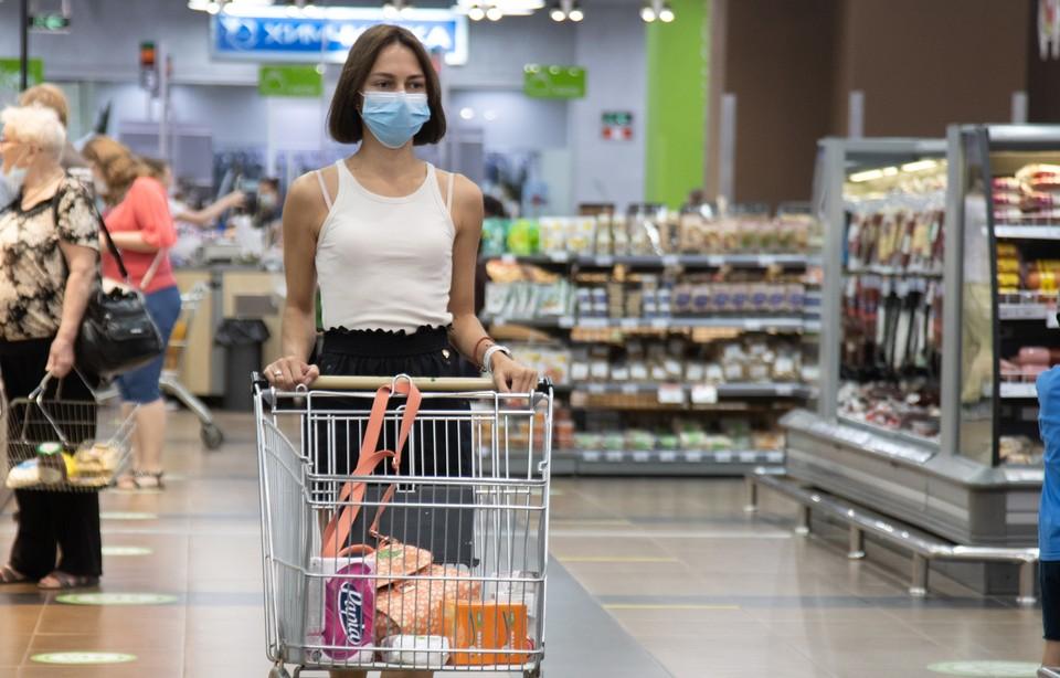 Ношение масок в Ульяновской области остается обязательным.
