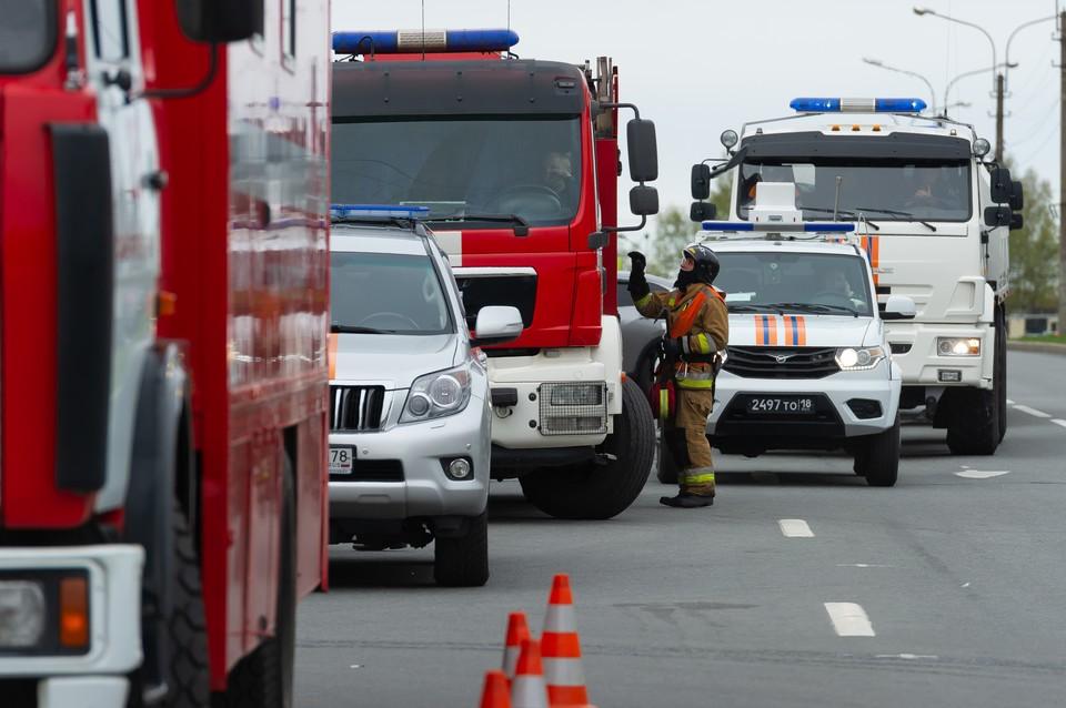 Колледж в центре Петербурга эвакуировали утром 2 сентября