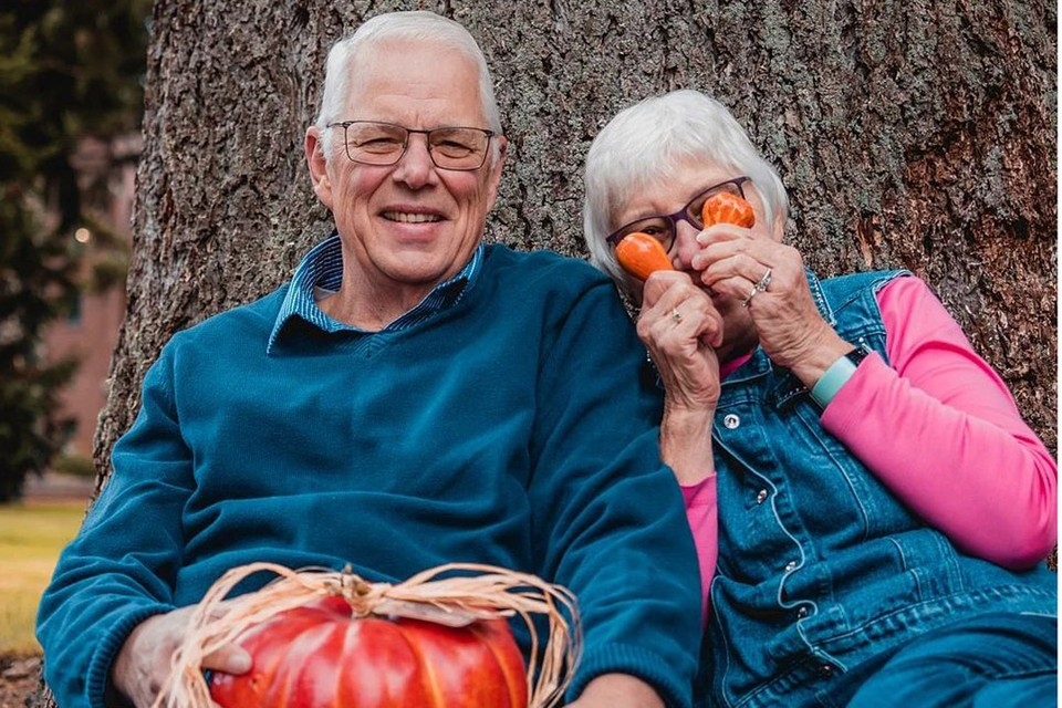 В почтенном возрасте можно оставаться активным и счастливым человеком. Фото pixabay.com