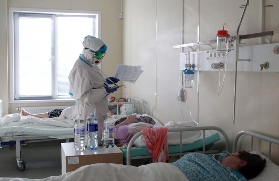 В Башкирии зарегистрировано более 56,7 тысячи случаев коронавируса
