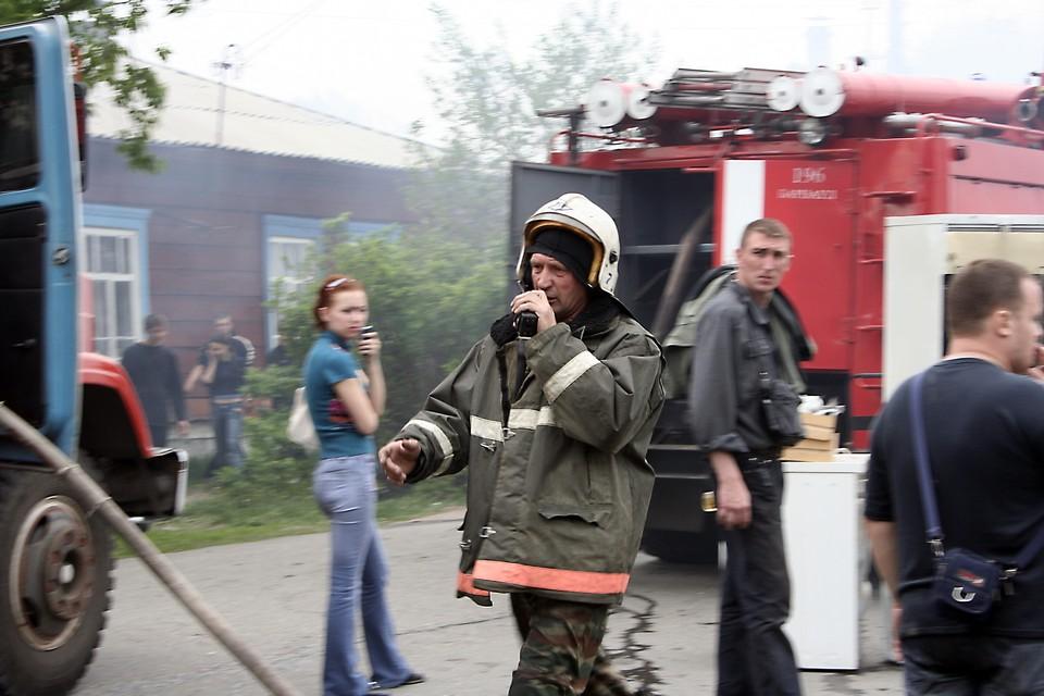 Предварительной причиной пожара стало нарушение правил монтажа электрооборудования