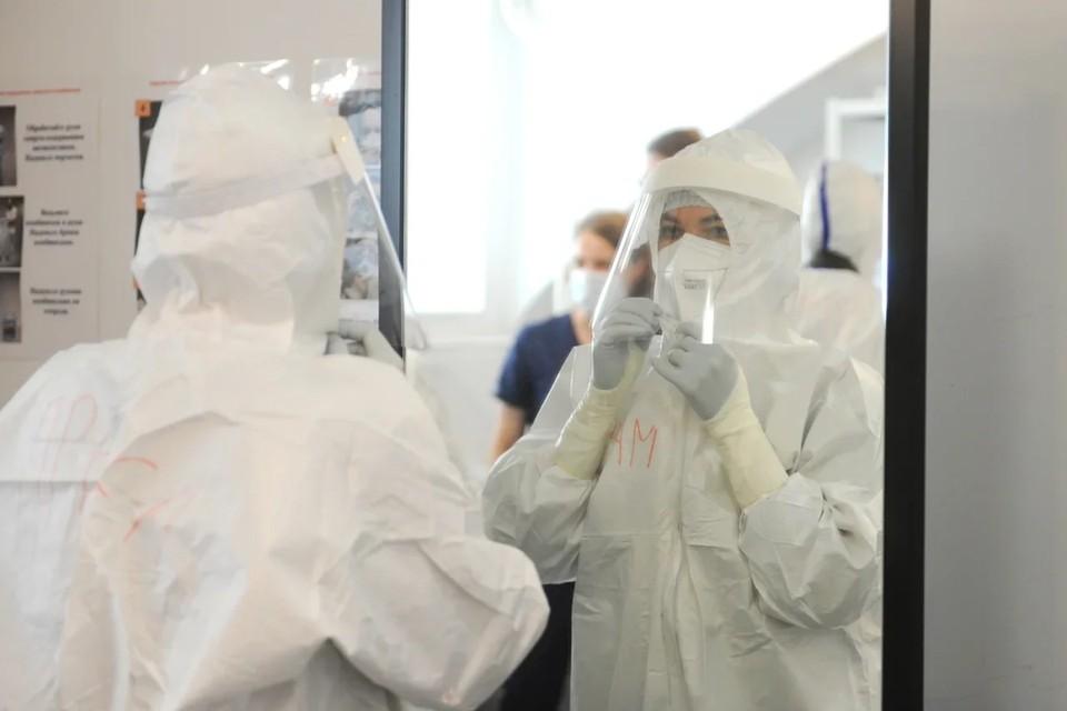 В Ленобласти за сутки заболели коронавирусом 199 человек.