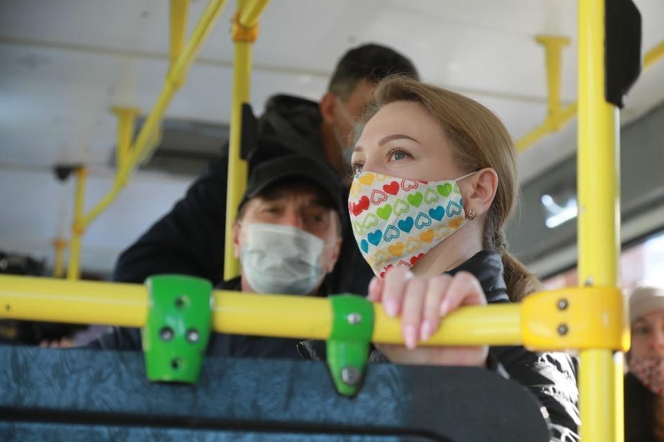 Больше 99 тысяч человек заболели COVID-19 в Иркутской области