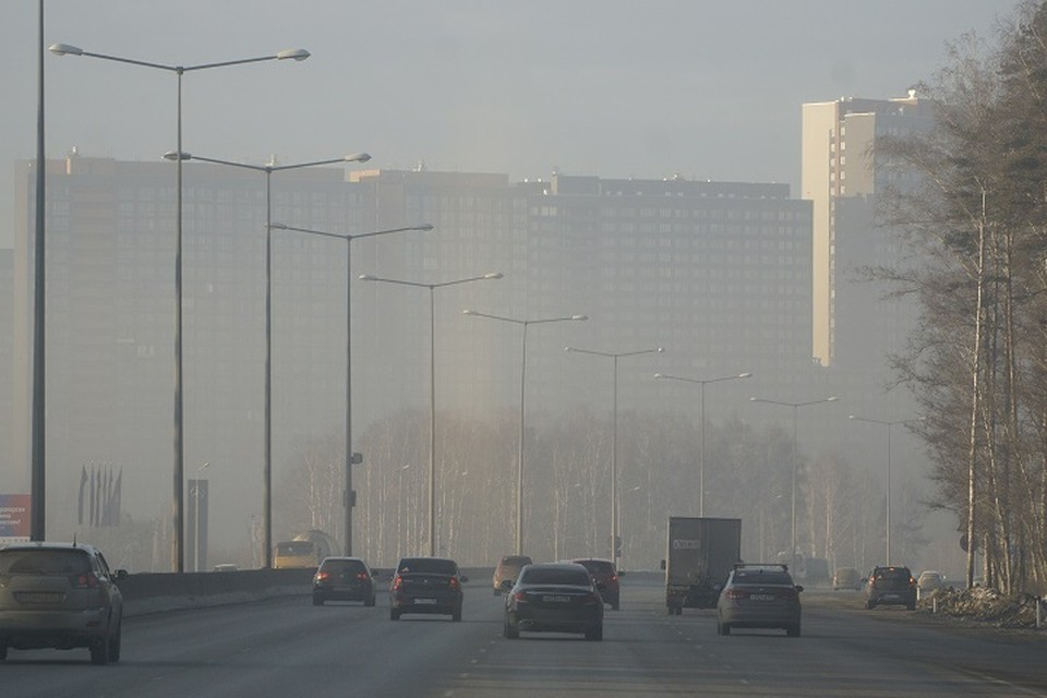 Пик загрязнения пришелся на период с 06:00 до 07:0 3 сентября