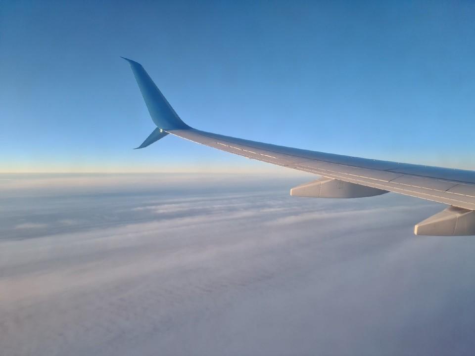 В Сургуте задержали пассажира, который закурил в самолете