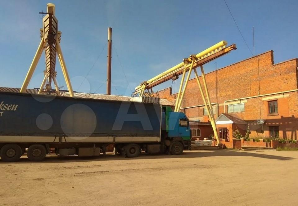 Кирпичный завод в Касимове ищет нового владельца. Цена 30 млн рублей. Фото: Авито.