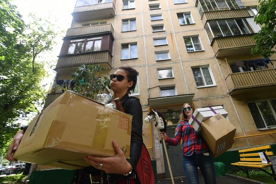 В списке - 818 домов, в которых насчитывается свыше 60 тысяч квартир