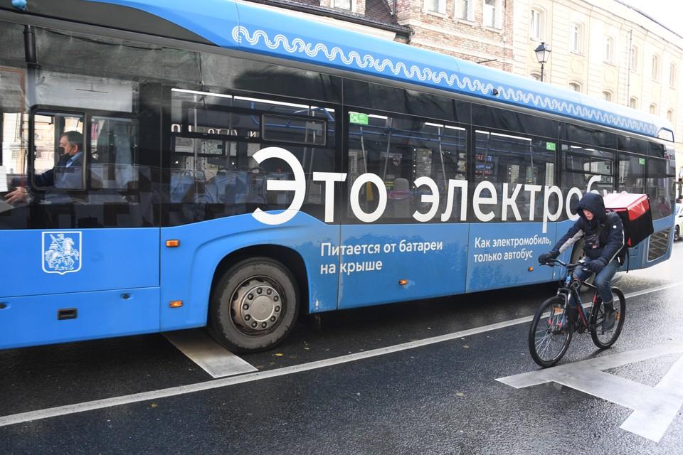 Подобные электробусы планирует закупить и Сахалинская область