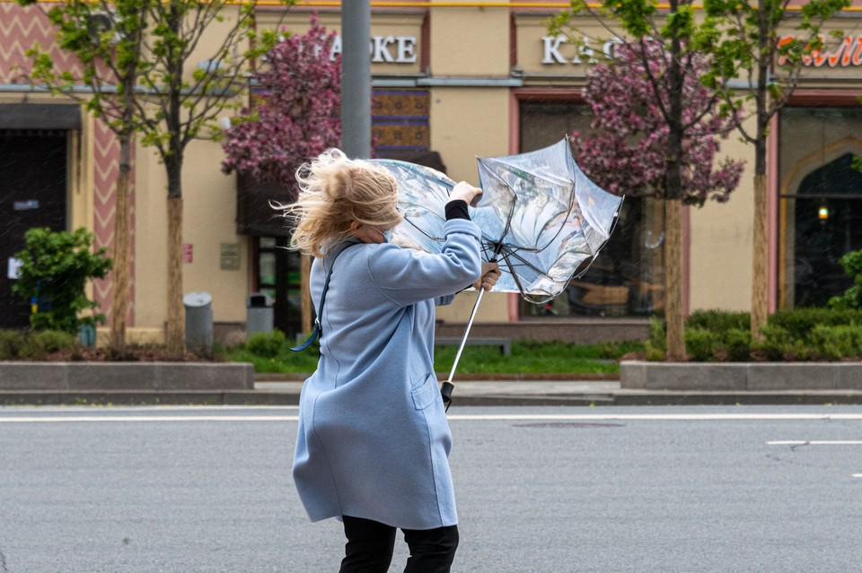 В выходные будет дождь, штормовой ветер и холодно. В Волгоградскую область пришла осень.