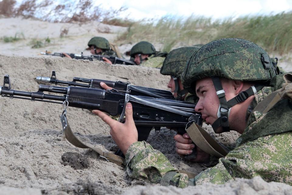 Защита Родины - почетное дело. Фото: архив «КП»-Севастополь»
