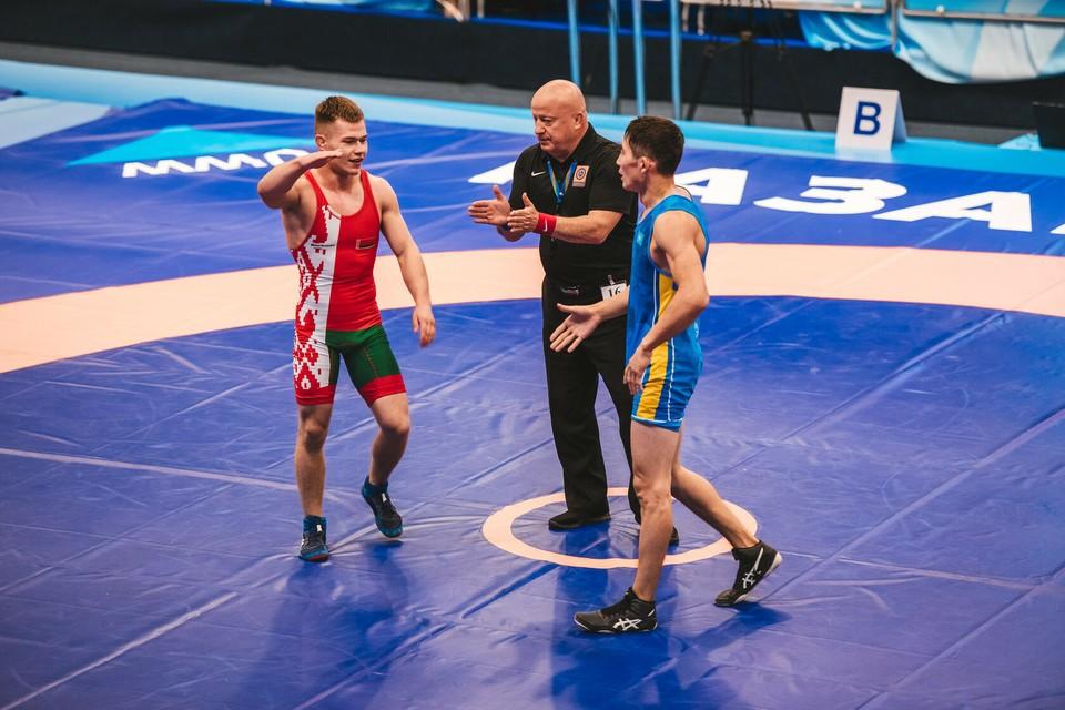 Соревнования Игр уже стартовали, и на первом месте медального зачета находится российская команда. Фото: Пресс-служба первых Игр стран СНГ