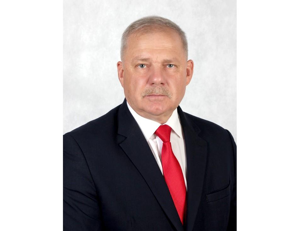 Лидер регионального отделения партии «РОДИНА» в Тульской области Владимир Ивашкевич.