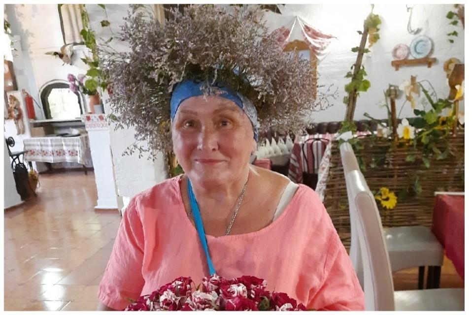 Баба Люда - единственная и неповторимая. Фото: Людмила ПАВЛОВНА Коротикова (Чепиль)/VK