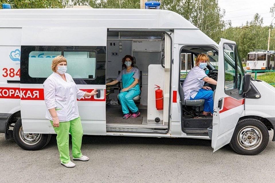 Теперь специалисты смогут выезжать на вызовы не менее 100 раз в месяц Фото: facebook.com/aleksey.vikharev.ekb