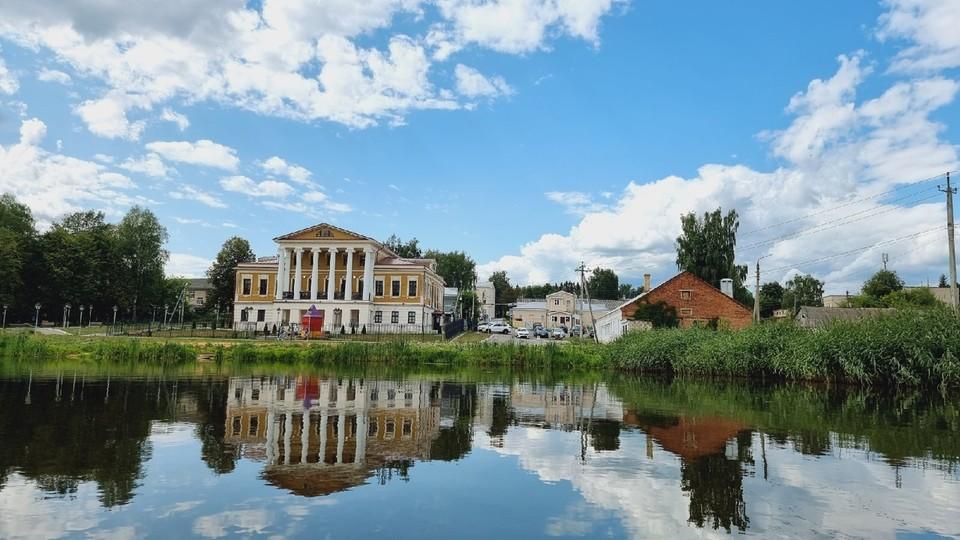 Усадьба Мосоловых является объектом культурного наследия регионального значения