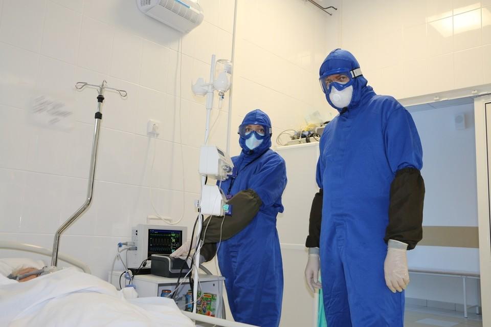 Число заболевших коронавирусом в Тюмени на 6 сентября 2021 года увеличилось на 230 человек, 24 скончались.