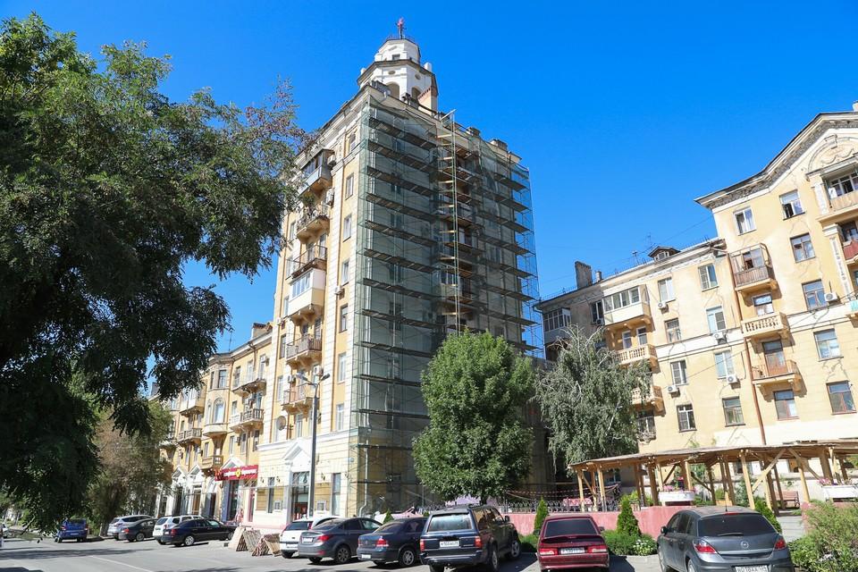 47 волгоградских домов лишили статуса объектов культурного наследия региона. Фото: АВО