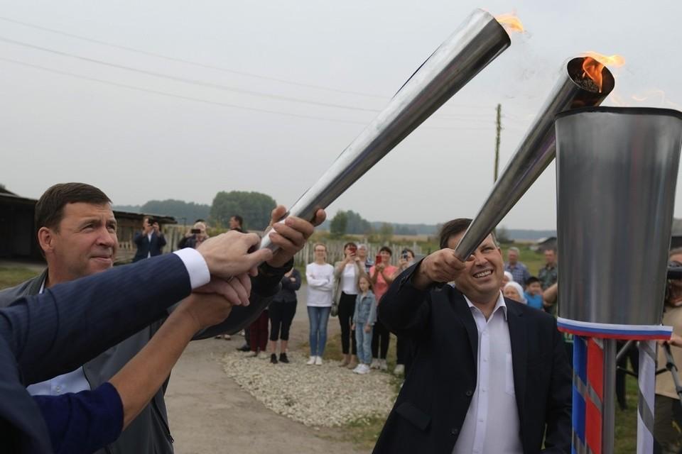 Фото предоставлено Департаментом информационной политики Свердловской области