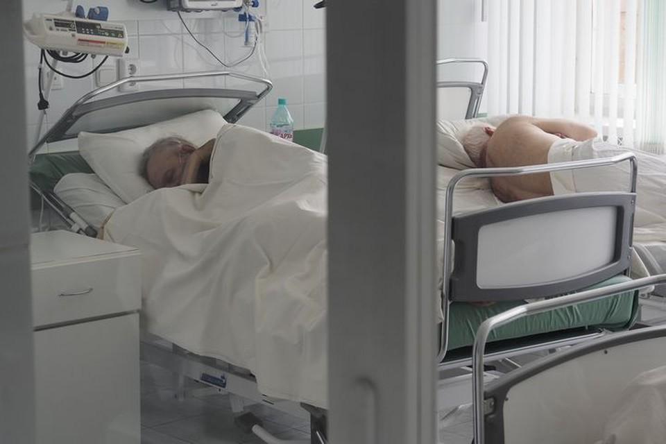 В коронавирусных госпиталях Тульской области пустуют почти 4 сотни коек