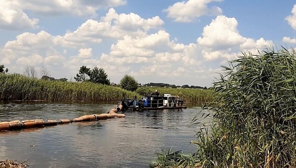 Фото с сайта департамента природных ресурсов и экологии области