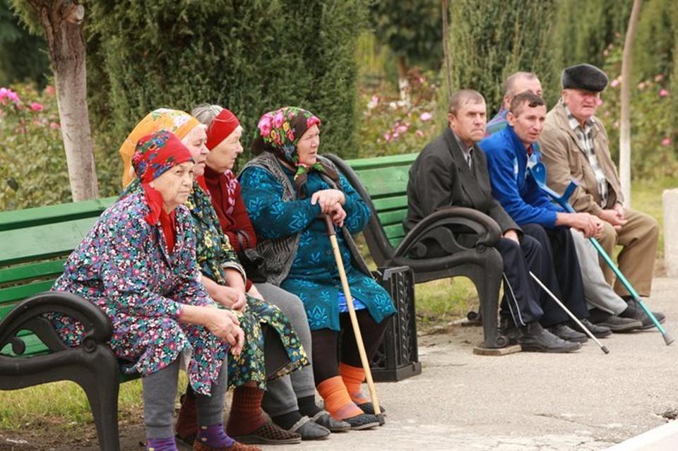 Правительство пересмотрит возраст выхода на пенсию в Молдове. Фото:соцсети