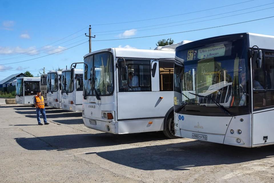 До конца года в регион прибудут новые автобусы для сельских школ