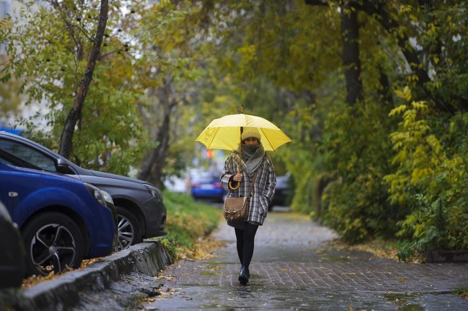 Эта неделя в Свердловской области будет холодной