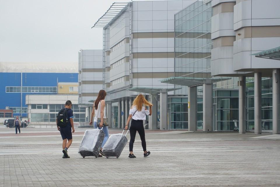 Всего за лето аэропорт Кольцово обслужил 2,09 миллионов пассажиров