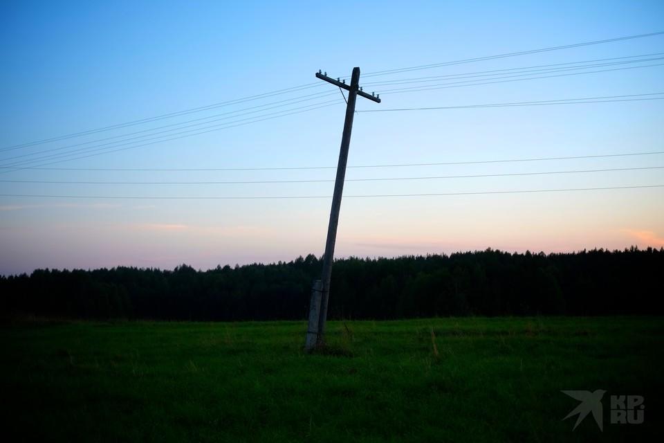 В восьми районах Рязанской области 7 сентября отключат электричество.