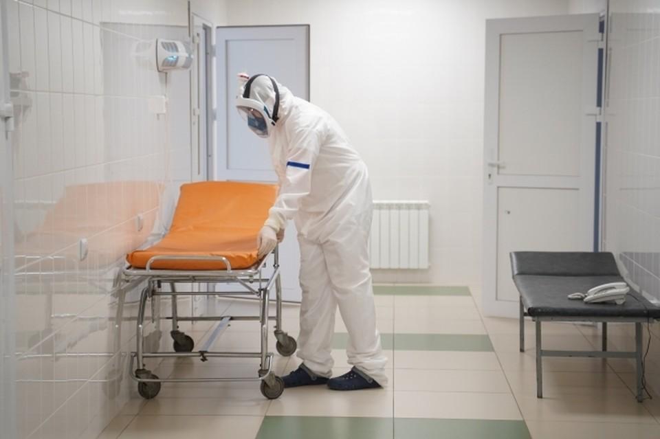 От коронавируса в Башкирии скончались 1218 человек