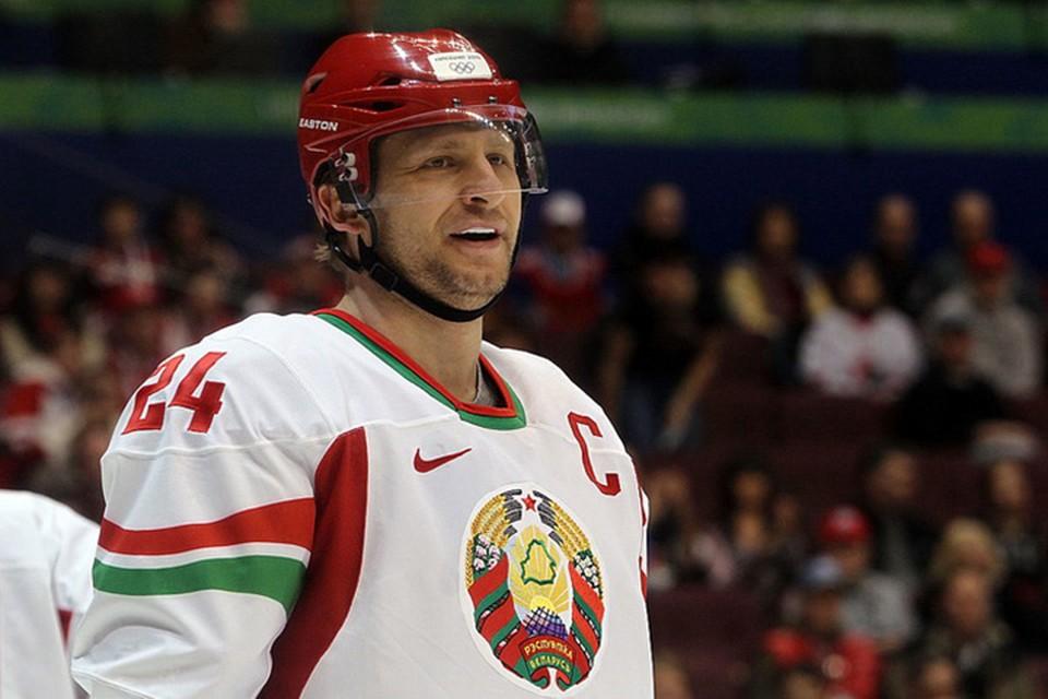 Легендарный белорусский хоккеист Руслан Салей погиб в авиакатастрофе. Фото: hockey.by