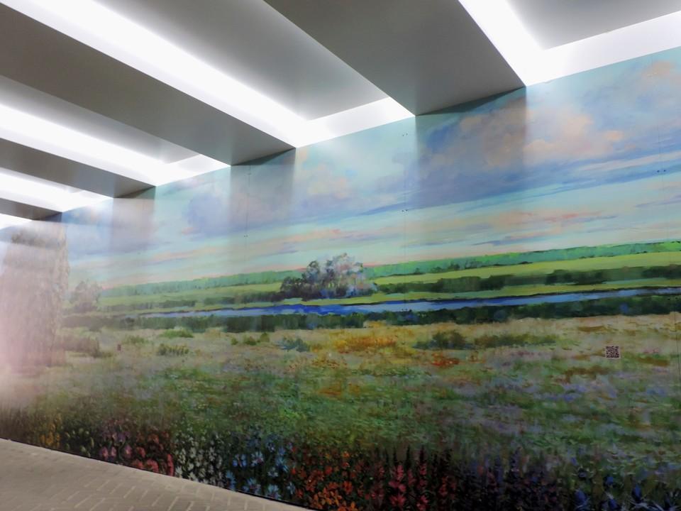 Красиво, светло и познавательно - белгородский подземный объект уникален для нашей страны.