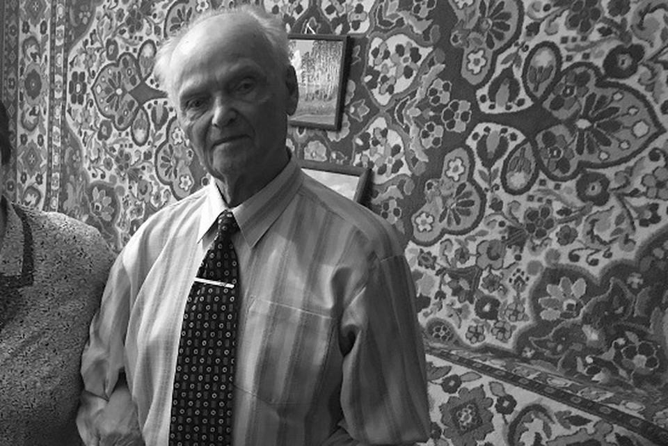 Скончался ветеран Великой Отечественной войны, профессор Анатолий Бель. Фото: администрация Рязани.