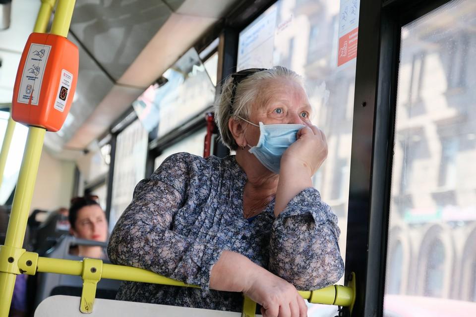 Заболеваемость коронавирусом выросла в Петербурге в два раза на 8 сентября