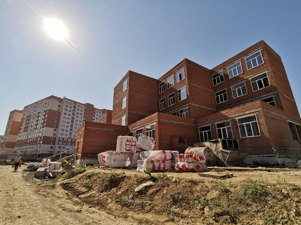 Ввод в эксплуатацию запланирован на нынешний декабрь. Фото: администрация Кемерова
