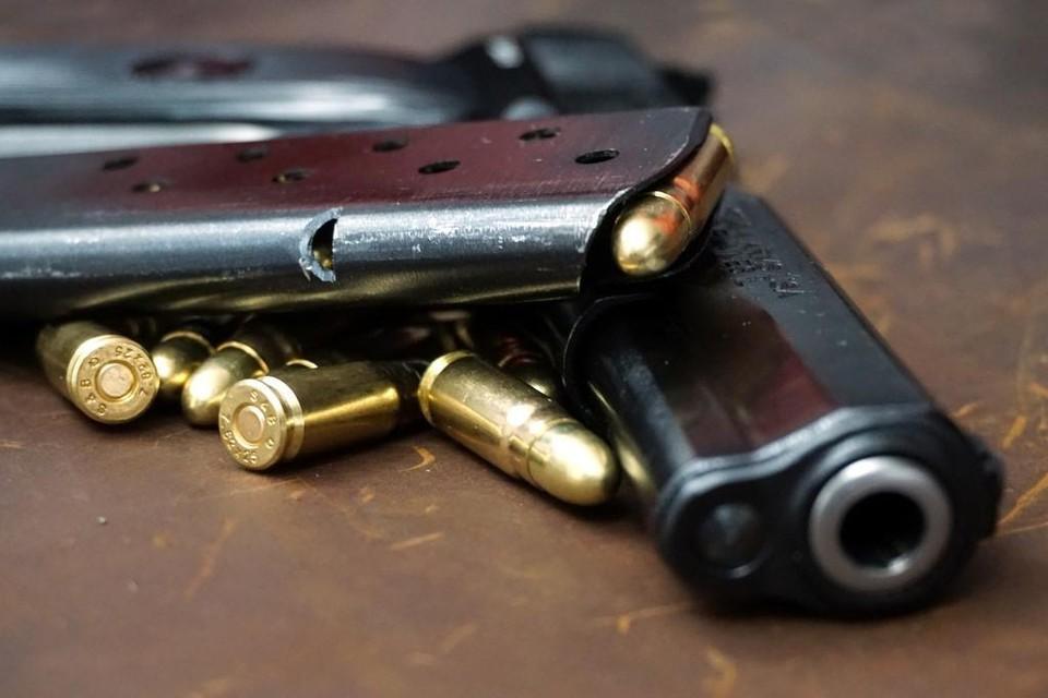 Убитый был найден на одной из улиц с огнестрельным ранением