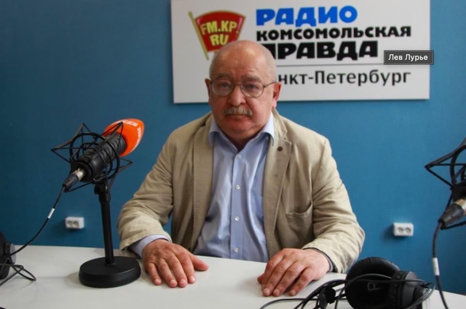 Историк Лев Лурье рассказал о культуре поминания жертв блокады