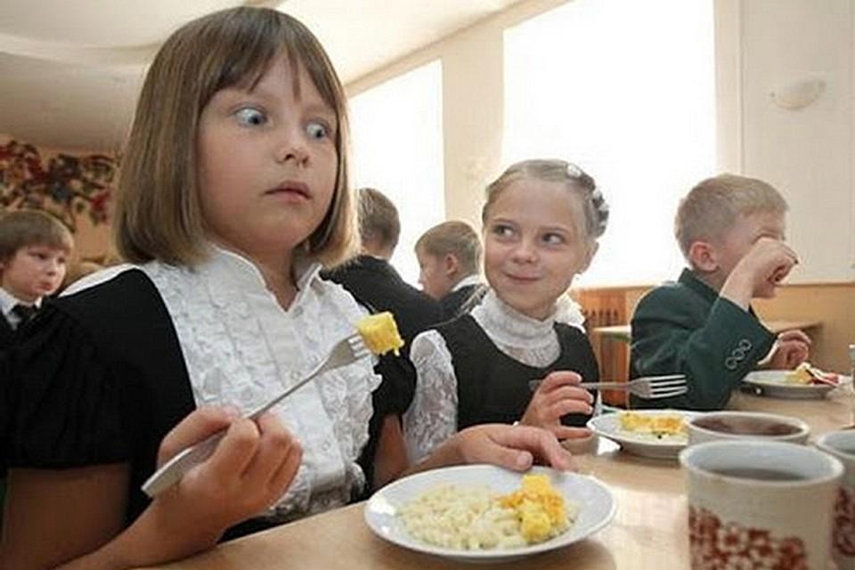 Бесплатный обед в школе спасение для многих молдавских семей.