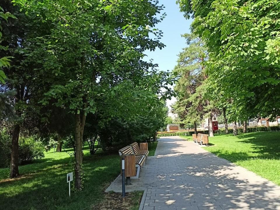 Небольшое потепление пришло в Волгоградскую область.