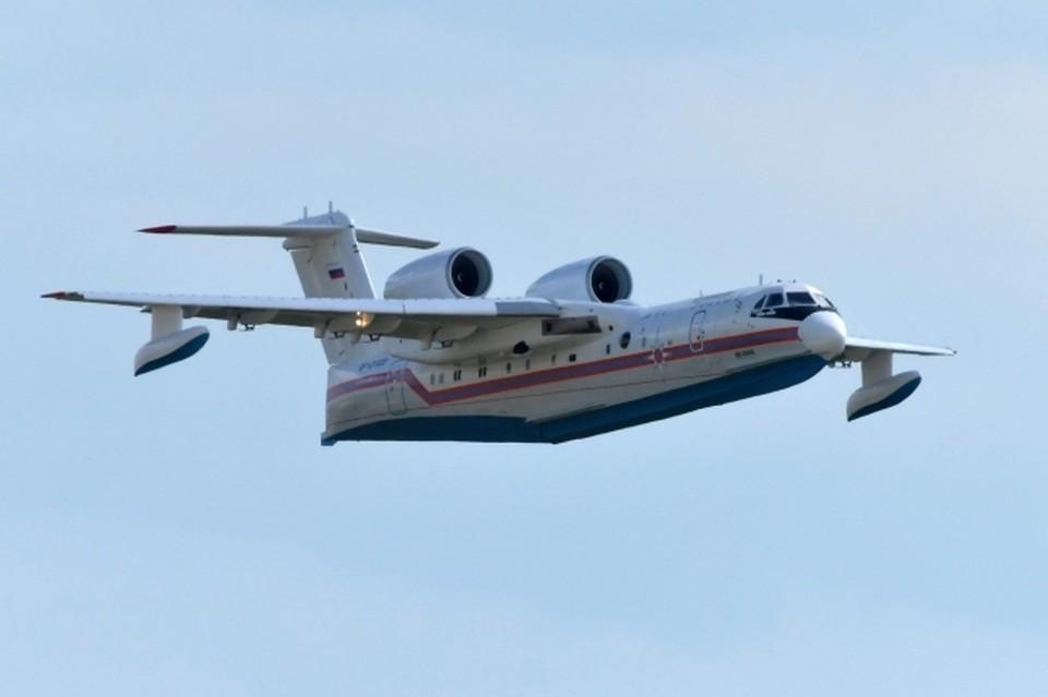 В Ростовской области появится эскадрилья самолетов-амфибий