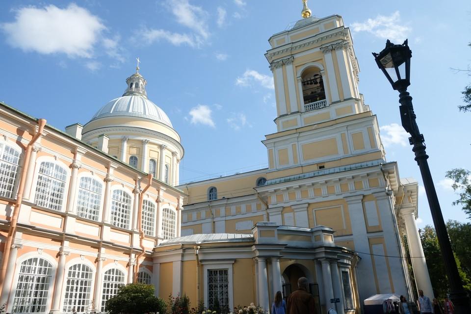 В Петербурге начинаются торжества в честь 800-летия небесного покровителя города князя Александра Невского