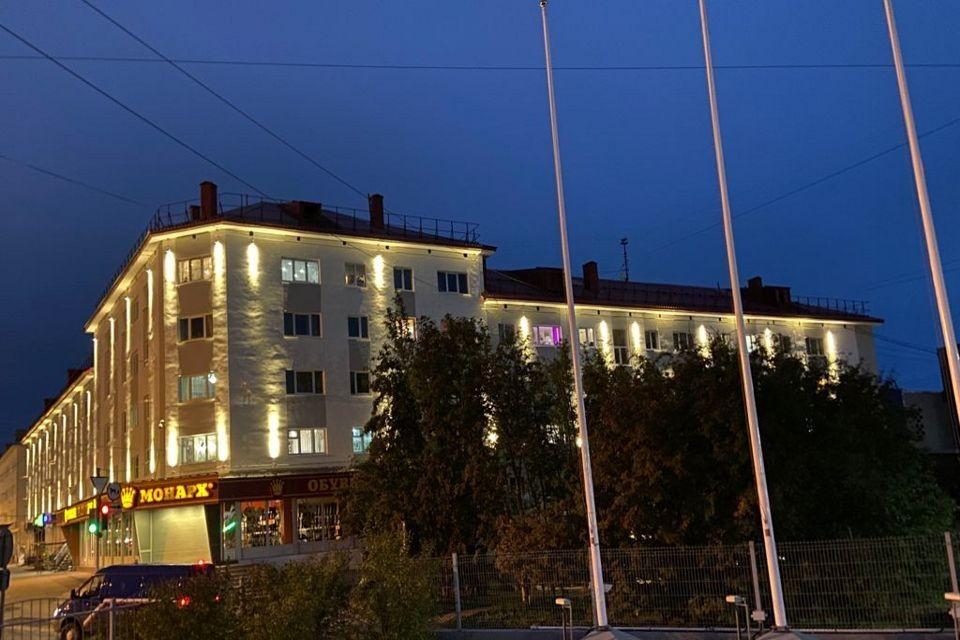 Больше света в городе будет актуально в период полярной ночи. Фото: gov-murman.ru