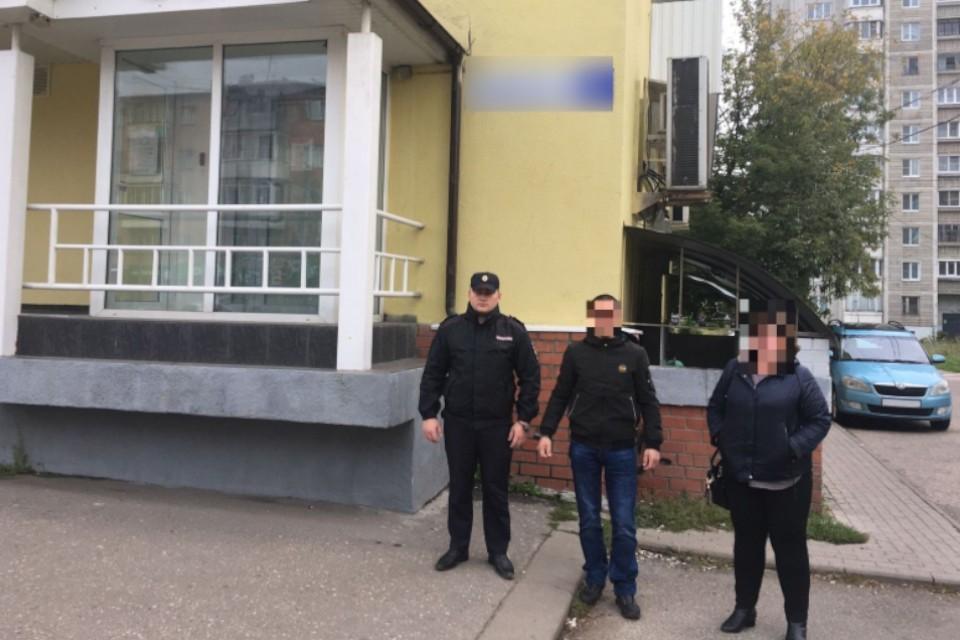 Следственные действия. Фото: УМВД по Тверской области.