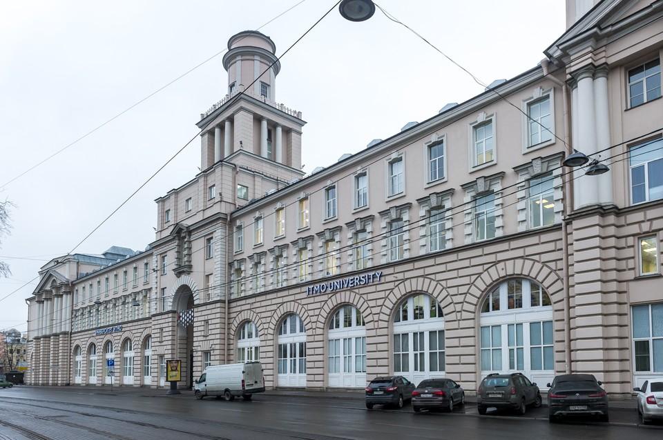 Лучшие университеты Санкт-Петербурга за 2021 год