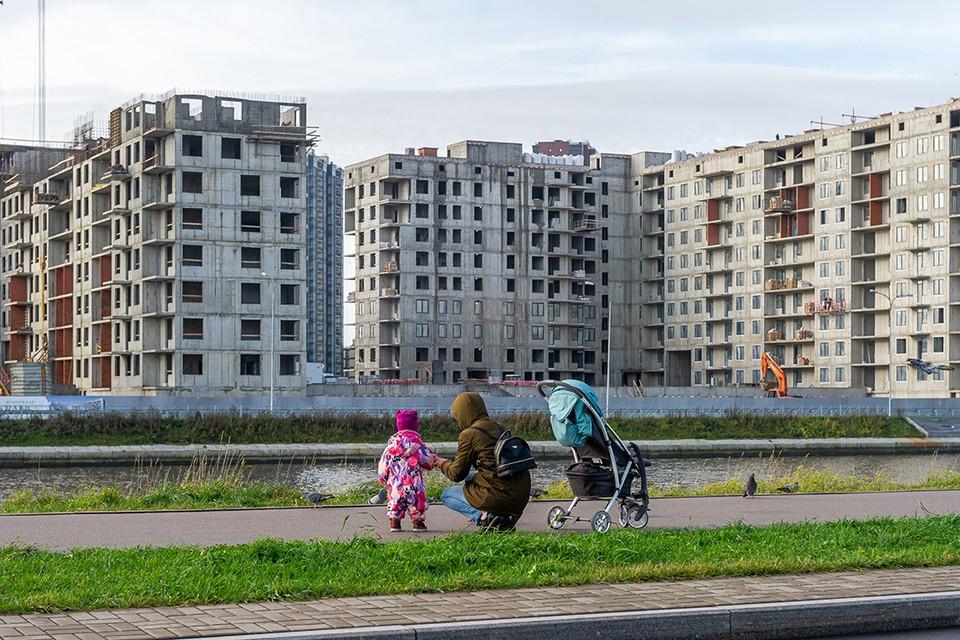 Специалисты заметили, что спрос на новостройки в Санкт-Петербурге постепенно падает – и будет падать дальше.